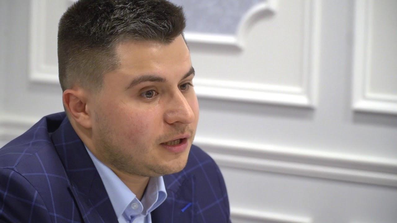 Интервью с Павлом Сивожелезовым