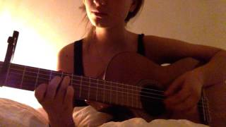 Late night jamming - Room With a View by Tina Dickow (cover)