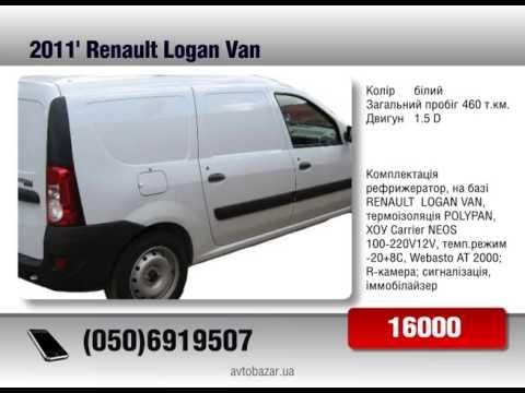 Продажа Renault  Logan Van