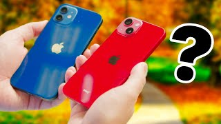 Apple iPhone 13 vs Apple iPhone 12: Don't Make a Mistake