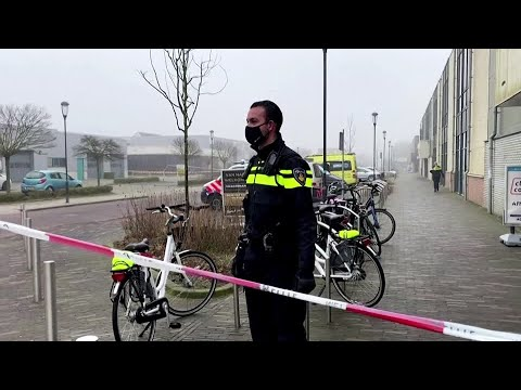 Dutch COVID-19 testing center blast appears intentional
