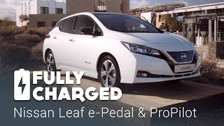 New 2018 Nissan LEAF