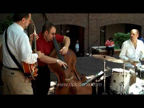 "Rick Stone Trio  ""Nobody Else But Me"""