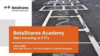 [Webinar] BetaShares Academy: Start Investing In ETFs