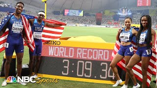 Every track world record shattered in 2019   NBC Sports