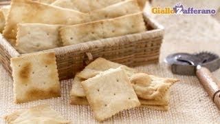Saltine crackers - recipe