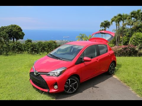 First Drive! 2015 Toyota Yaris