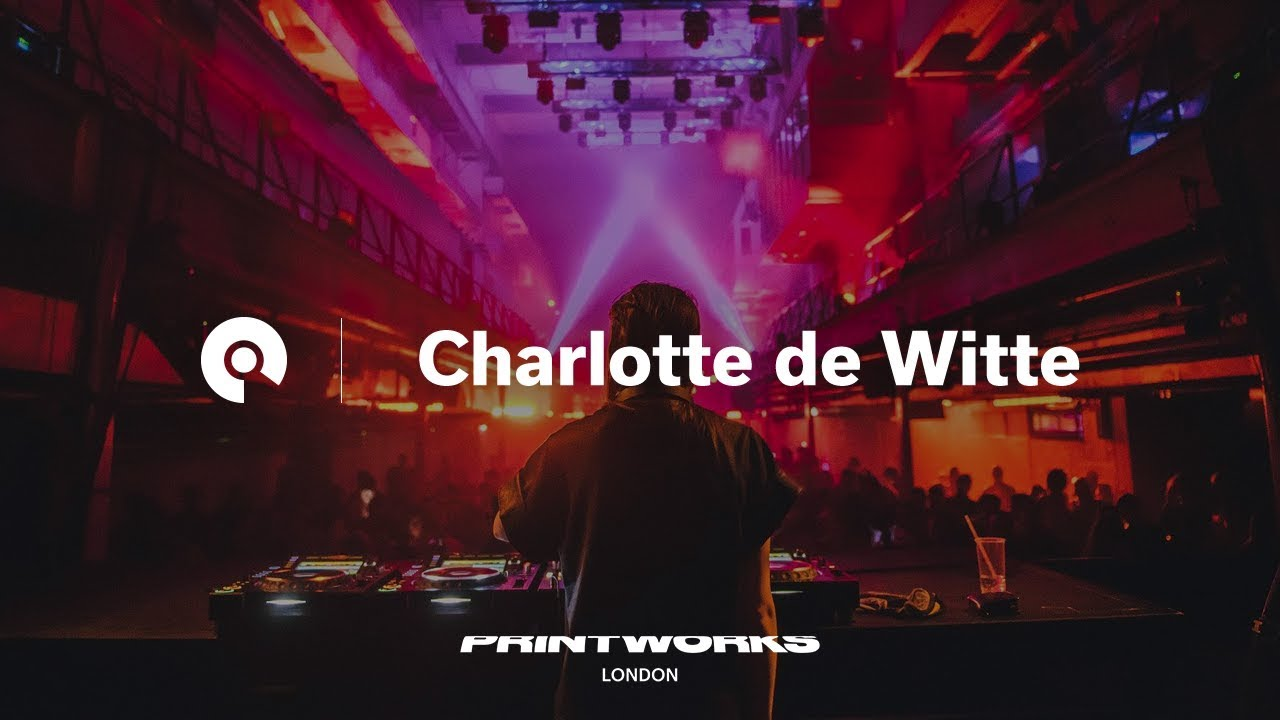 Charlotte de Witte - Live @ Printworks Issue 002 Opening 2017