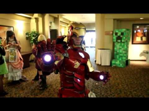 One of the best Iron Man Cosplay