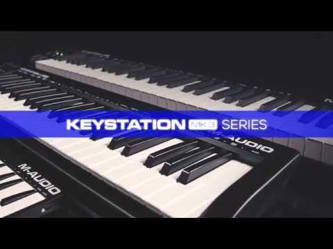 m audio keystation 49 mk3 usb keyboard controller dawsons music. Black Bedroom Furniture Sets. Home Design Ideas
