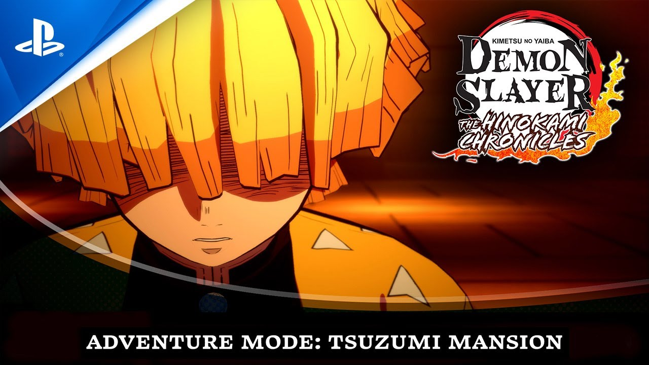 Demon Slayer -Kimetsu no Yaiba- The Hinokami Chronicles erscheint am 15. Oktober auf PS5