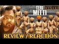 TERI MITTI SONG | KESARI | REVIEW | REACTION | AKSHAY KUMAR | PARINEETI CHOPRA | ARKO | B PRAAK