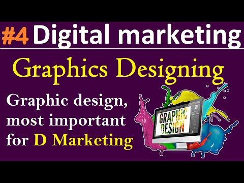 Digital marketing #4 How to graphic design and images making youtube thumbnail