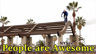 Страшно и невероятно -  People are awesome