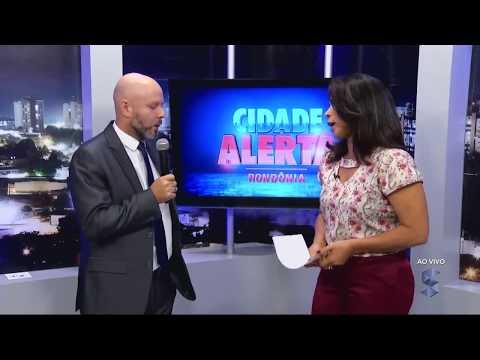 Sandra Santos entrevista o professor Aleks Palitot - Gente de Opinião