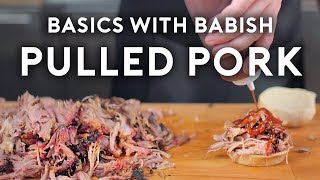 Pulled Pork | Basics with Babish