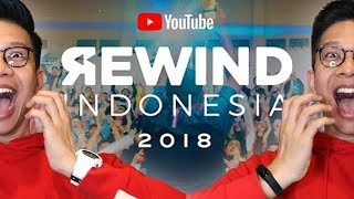 YOUTUBE REWIND INDONESIA 2018!!! GIMANA MENURUT KALIAN???  Video Youtube Rewind aslinya : https://www.youtube.com/watch?v=mCyITaDib7M&t  Share/bagikan video ini ke teman2mu!! dan juga ke semua sosial media kalian! Tunjukkan dukungan kita kepada apapun yang membuat Indonesia kearah yang lebih baik..  Klik SUBSCRIBE / Langganan (100%Gratis) : https://www.youtube.com/channel/UCvc00uetYIML9D-7BBrEXLA  Klik Like / Suka di video ini.  Business Inquiries : yudistardhana@gmail.com   Website : http://yudistardhana.com/  Follow Instagram YudistArdhana: http://www.instagram.com/yudistardhana