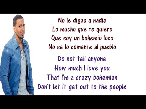Aventura - Mi corazoncito Lyrics English and Spanish - Translations & Meaning - Letras en ingles
