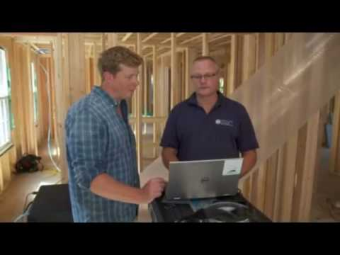 Featured on This Old House with Kevin O'Connor, Aeroseal is also used to seal new homes to meet the 2012 & 2015 Energy Code.