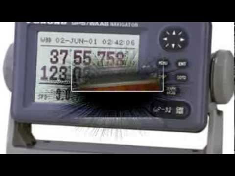 Jual GPS / WAAS Furuno Gp-32 Murah