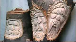 Wood Spirit Carving Tips Wood Carving Tips