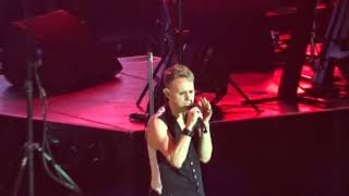 Depeche Mode I Want You Now Live in Gdansk 11.02.2018r