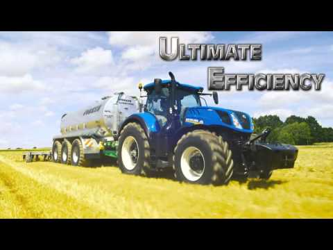 #FutureFields – Make way for New Holland T7 Heavy Duty!