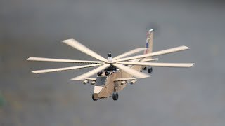 How to make a simple Helicopter - fighter helicopter