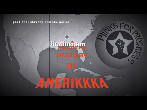 Slavery and the Police | A People's History of Amerikkka (Pt1)