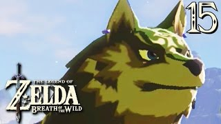 Zelda Breath Of The Wild #15 : LINK LOUP EST LÀ !