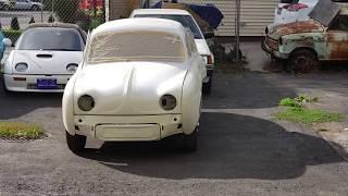 Funky French Car Follies