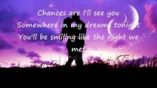 Chances Are w/ lyrics by Bob Seger and Martina McBride