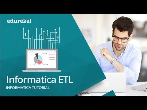 Informatica ETL Tutorial | Informatica Training | Edureka
