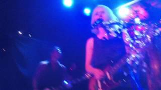 The Joy Formidable - The Magnifying Glass - 3/20/12 - Madison, Wisconsin