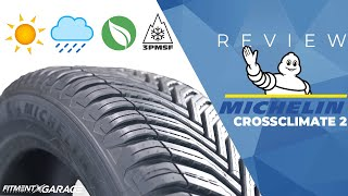 The Best Handling Winter Rated Tire EVER?! | Michelin Cross Climate 2 Driving Review