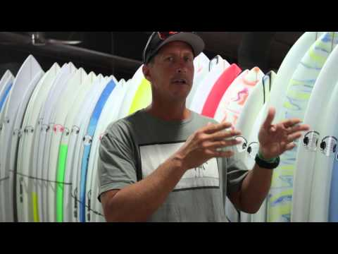 "How to choose the right size surfboard – ""The Big 3"""