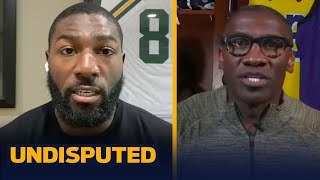 Greg Jennings shares his personal experience of the protests in Minneapolis | UNDISPUTED