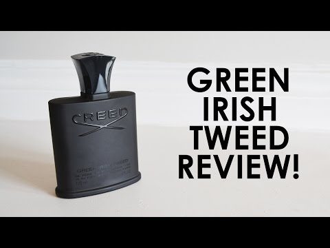 GREEN IRISH TWEED by CREED FRAGRANCE REVIEW | CascadeScents