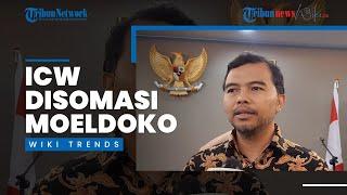 Wiki Trends - Disomasi Moeldoko, ICW: Kami Punya Mandat untuk Awasi Pemerintah