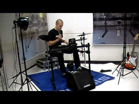 ALESIS DM6 Kit Electric Drum Kit