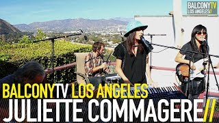 JULIETTE COMMAGERE - COLLIDE (BalconyTV)