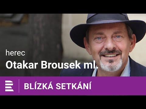 Otakar Brousek ml.: Neměl jsem problém hrát s tatínkem