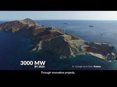 TERNA ENERGY Corporate Video - with English subtitles