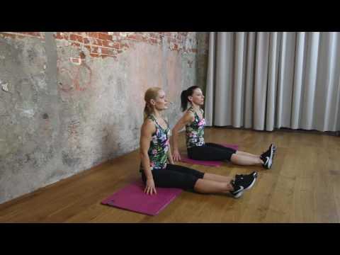 Zaostrzenie pracę mięśni ćwiczenia
