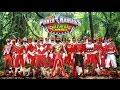 Power Rangers Theme Mashup MMPR Dino Charge