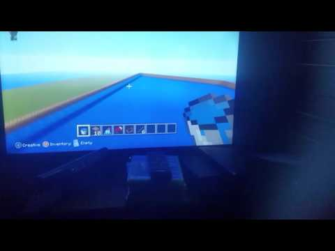 How To Make A Tsunami In Minecraft (No Mods) - смотреть онлайн на