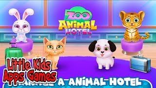 Zoo Animal Hotel Cleanup Dress Your Favorite Animals For Kids
