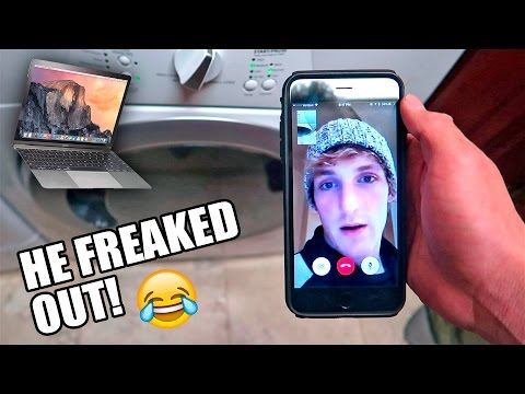 I PUT MY BROTHERS LAPTOP IN THE DRYER (PRANK WARS)
