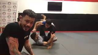 CMMA LIVE - NOGI CLASS | LEG LOCKS FROM BUTTERFLY