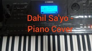Dahil Sa'yo - Piano Cover
